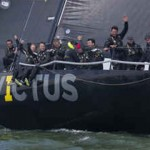 Invictus Games Medallist Competes in Round the Island Race Aboard 'Invictus'