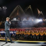A speech by The Duke of Sussex at the Invictus Games Sydney 2018 Opening Ceremony