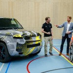 Jaguar Land Rover is Presenting Partner for a fifth Invictus Games