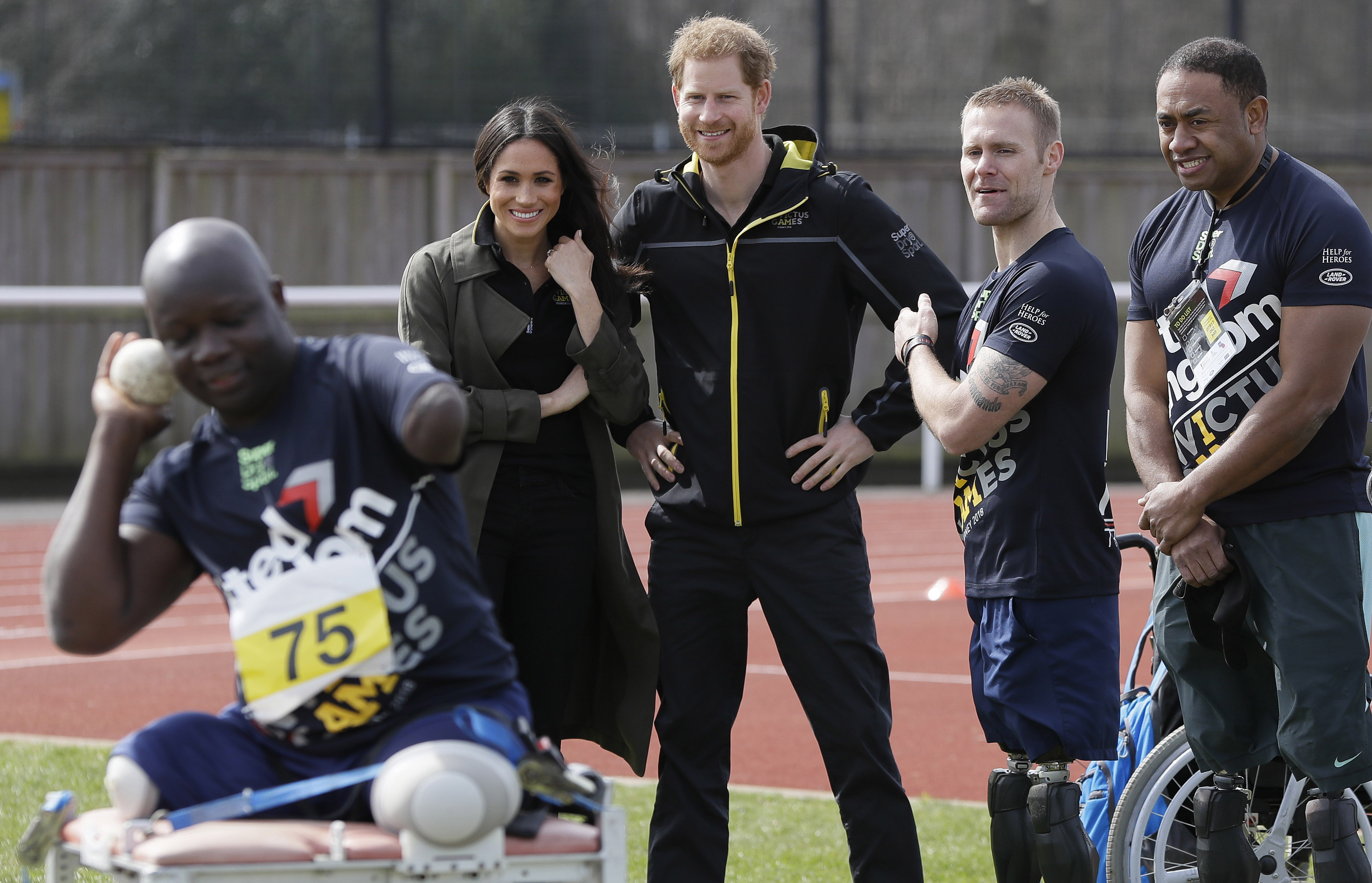 Invictus Games 2020.Superdry Announced As An Official Supporter Of The Invictus
