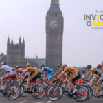 Former Invictus Games competitors take part in Prudential RideLondon